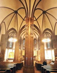 Kulturbüro Dr. Lore Gewehr - Berlin - Kirchenführungen, Vorträge & Präsentationen, Gruppen-Reisebegleitung - Herz-Jesu-Kirche