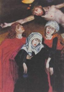 Kulturbüro Dr. Lore Gewehr - Berlin - Kirchenführungen, Vorträge & Präsentationen, Gruppen-Reisebegleitung - Marienkirche Stendal